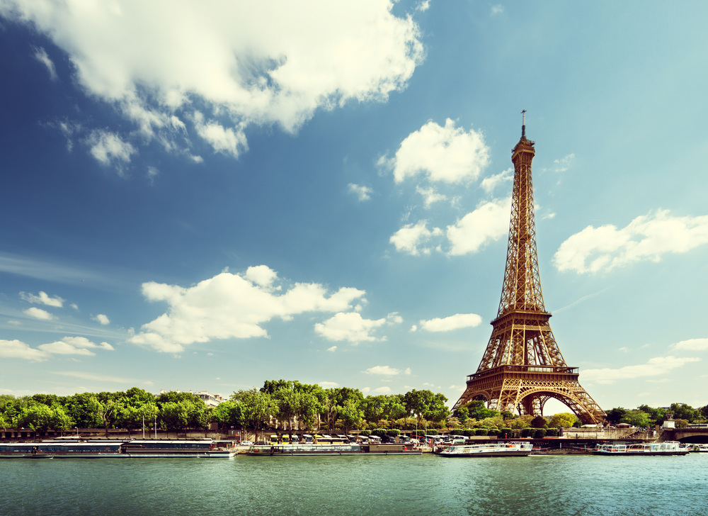 5 Things everyone should know about the Eiffel Tower
